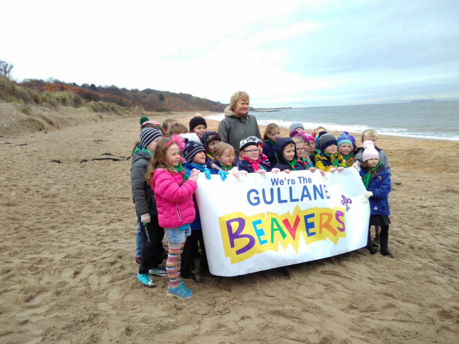 Gullane announcement